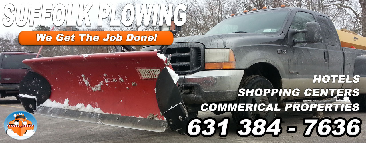 Snow Plowing Snow Removal Rocky Point NY